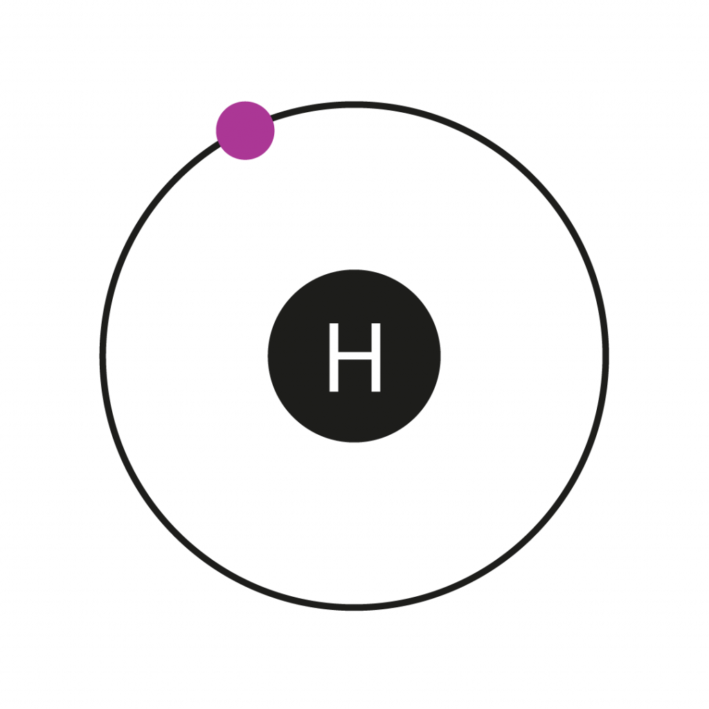 hydrogen and gases